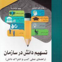 تسهیم دانش در سازمان